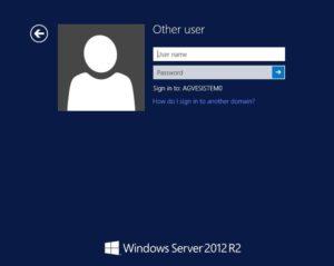 Windows Server 2012 R2 Kullanıcı Hesapları
