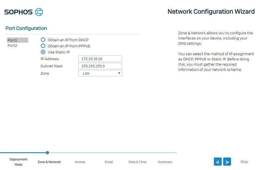 Sophos XG Firewall Sanal Ortama Kurulması