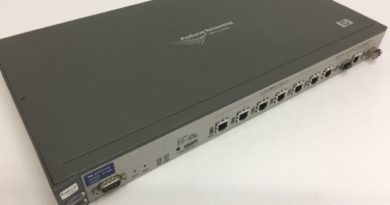 HP Procurve Switch Yönetimi
