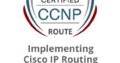 CCNP 300-101 ROUTE Sınavı Örnek Sorular